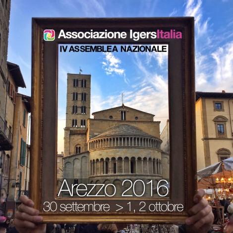 La Quarta Assemblea Nazionale di Igersitalia ad Arezzo