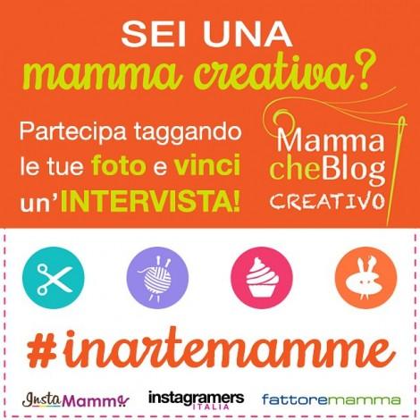 #inartemamme: il contest per le mamme creative