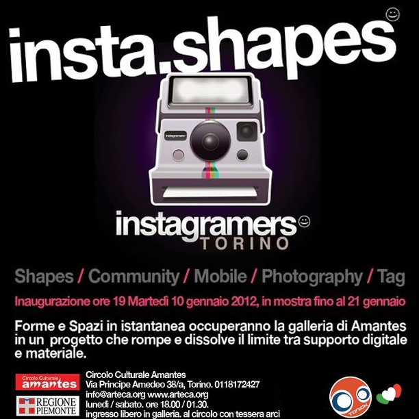 Insta-Shapes: la collettiva di @Igerstorino