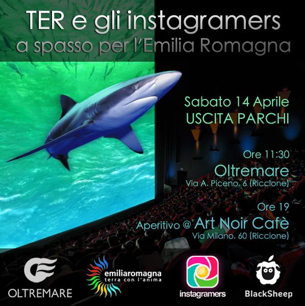 TER e gli Instagramers a spasso per l'Emilia Romagna