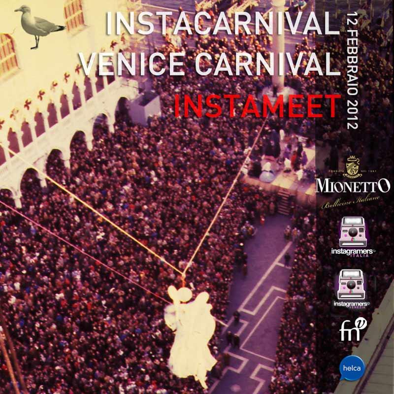 InstaCarnival @igersvenezia – Venice Carnival Instameet