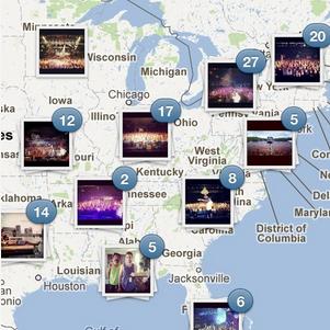 Instagram 3.0 e la Photo Map!