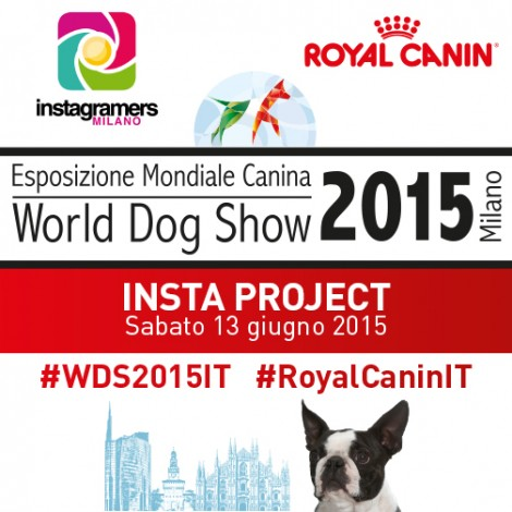 Igersmilano partner del World Dog Show