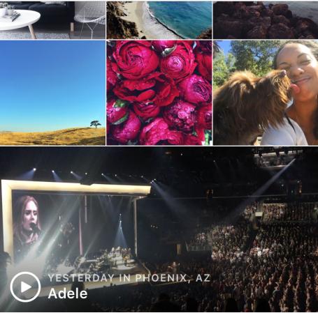 Canale Eventi su Instagram: tutti i video di concerti ed eventi sportivi