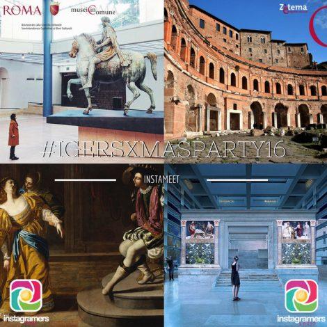 #IgersXmasParty16: gli eventi in programma per sabato 17 dicembre a Roma