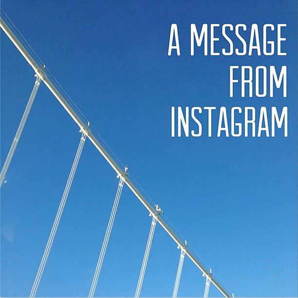 Instagram e Pubblicità: Ecco l'annuncio!