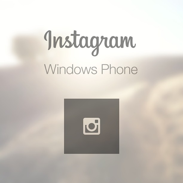 Finalmente disponibile Instagram per Windows Phone