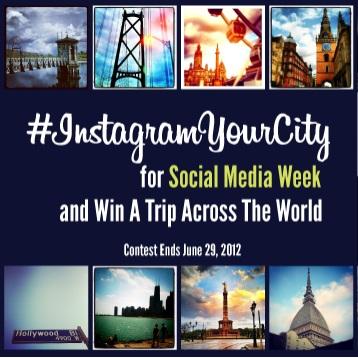 Partecipa con IgersItalia e IgersTorino al challenge della Social Media Week