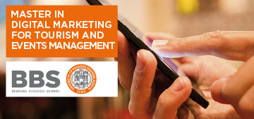 Master in Digital Marketing for Tourism and Events Management
