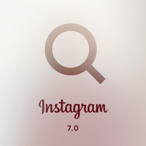 Le novità di Instagram 7.0