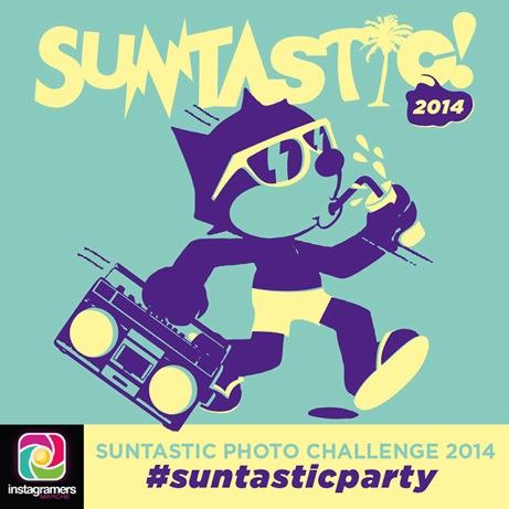 Suntastic Party 2014 raccontalo con Instagram