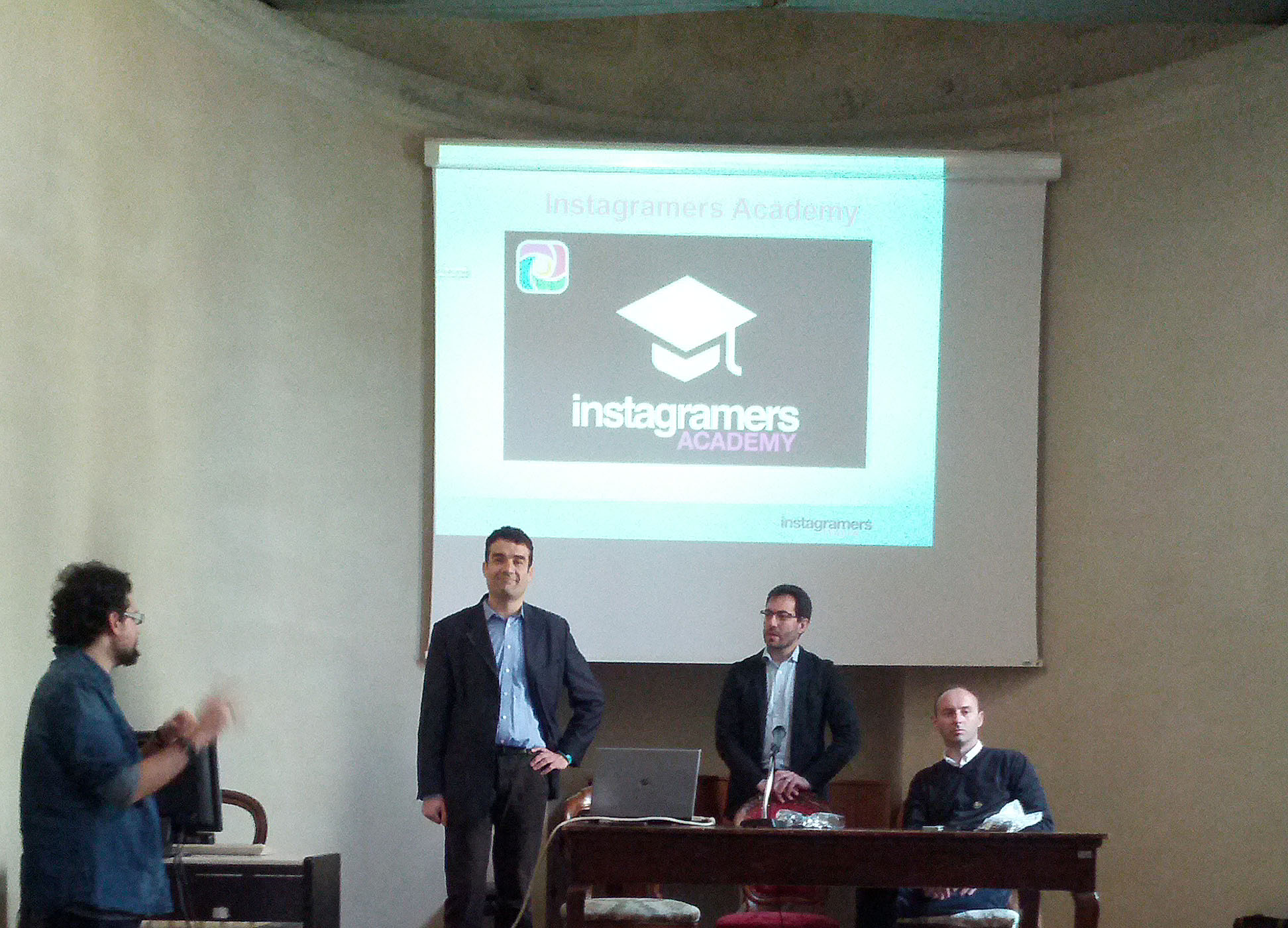 Instagramers Academy: lectio magistralis a Parma