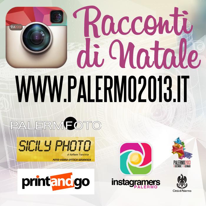 Racconti di Natale su Instagram con Igers Palermo