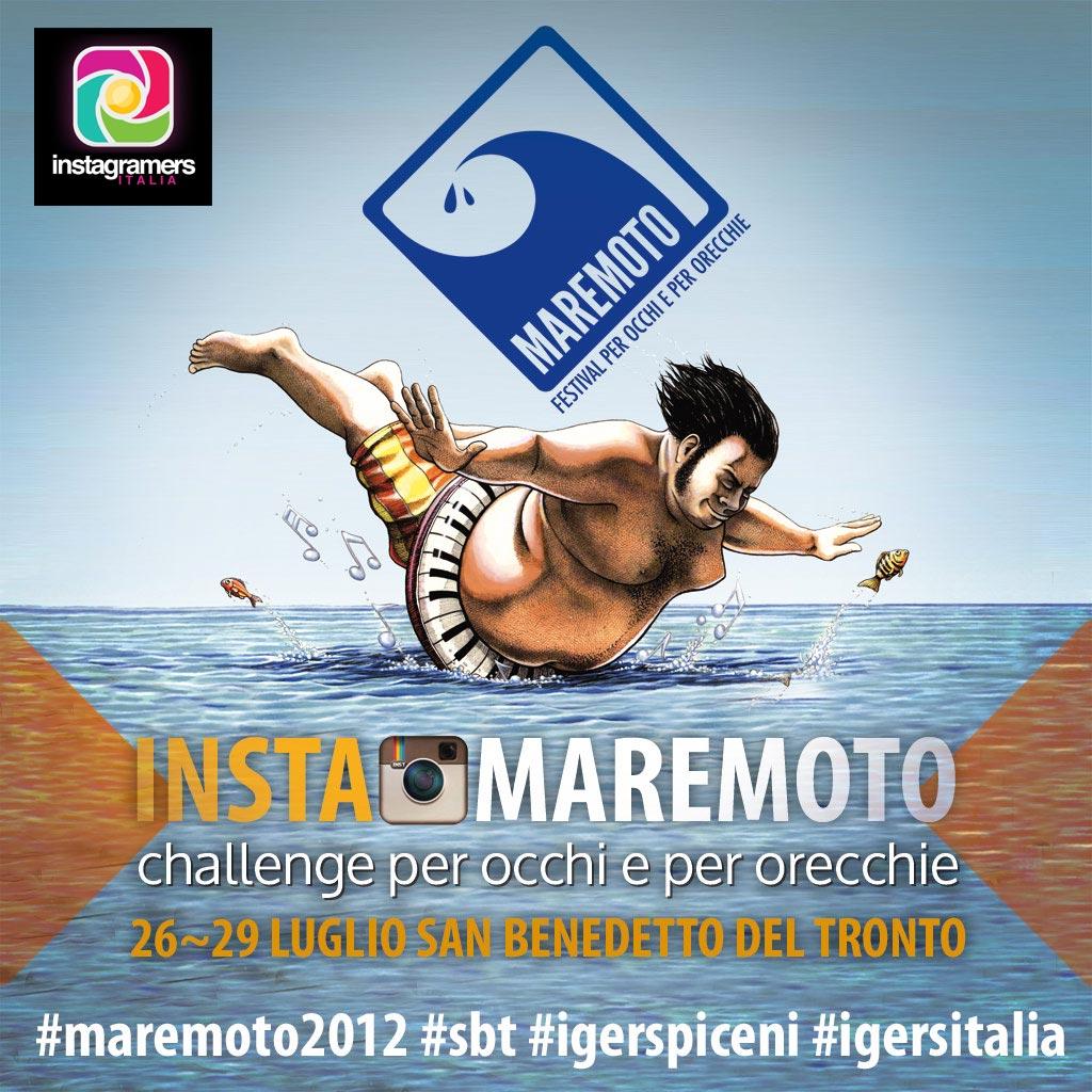 Maremoto 2012 travolge gli IgersPiceni!