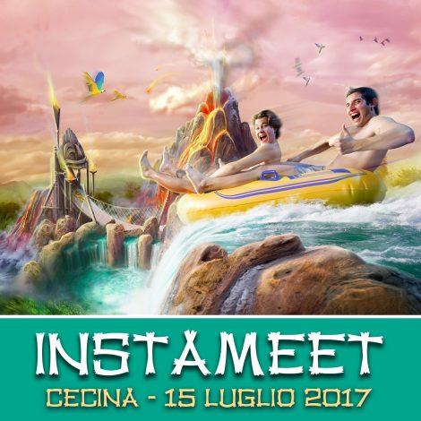 Un nuovo instameet all'Acqua Village per tutti gli iscritti a Igersitalia