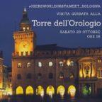 #IgersWorldInstameet alla Torre dell'Orologio di Bologna