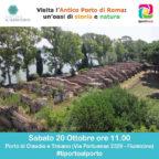 Alla scoperta dell'area archeologica del Porto di Traiano con IgersRoma
