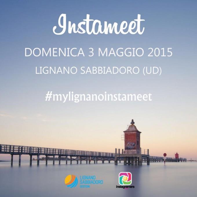 #mylignanoinstameet: appuntamento a Lignano Sabbiadoro!