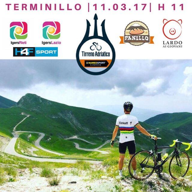 Instameet Rieti – Tirreno Adriatico 2017