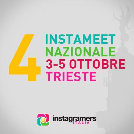 #InstameetItalia4: ad Ottobre il quarto instameet nazionale
