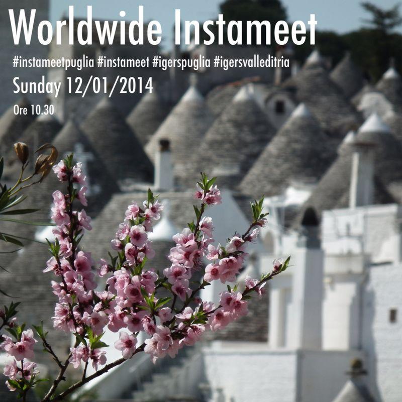Con IgersPuglia tra i trulli di Alberobello per il Worldwide Instameet