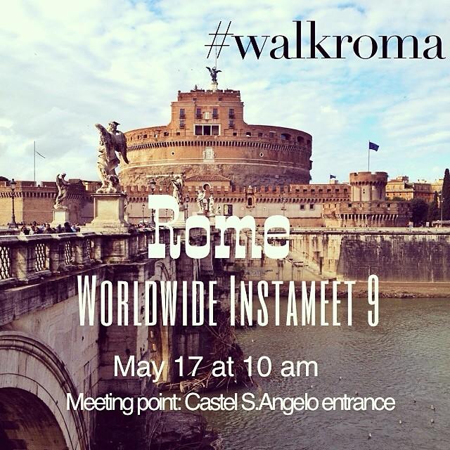 Instagram Worldwide InstaMeet 9 a Roma