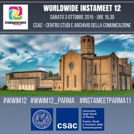 WWIM12: allo CSAC per i due anni di @igersparma