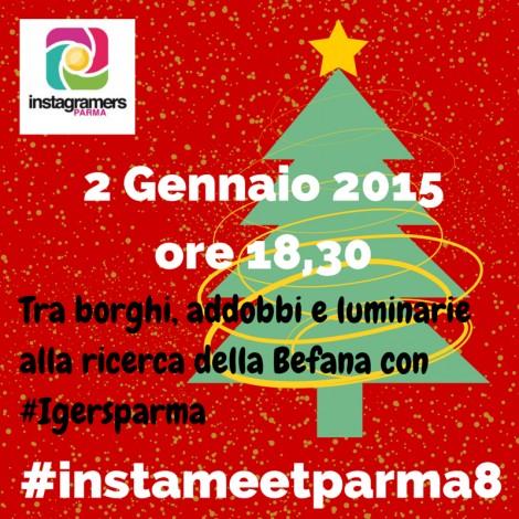 Instameet di Natale con IgersParma
