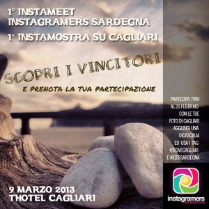 Instameet e Mostra Instagram Igers Sardegna
