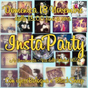 instaParty IgersBologna 18 Novembre 2012