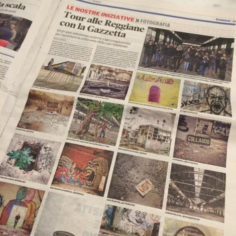 Instareggiane: il laboratorio di Street Art più grande d'Europa