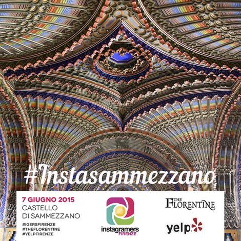 Instawalk al Castello di Sammezzano