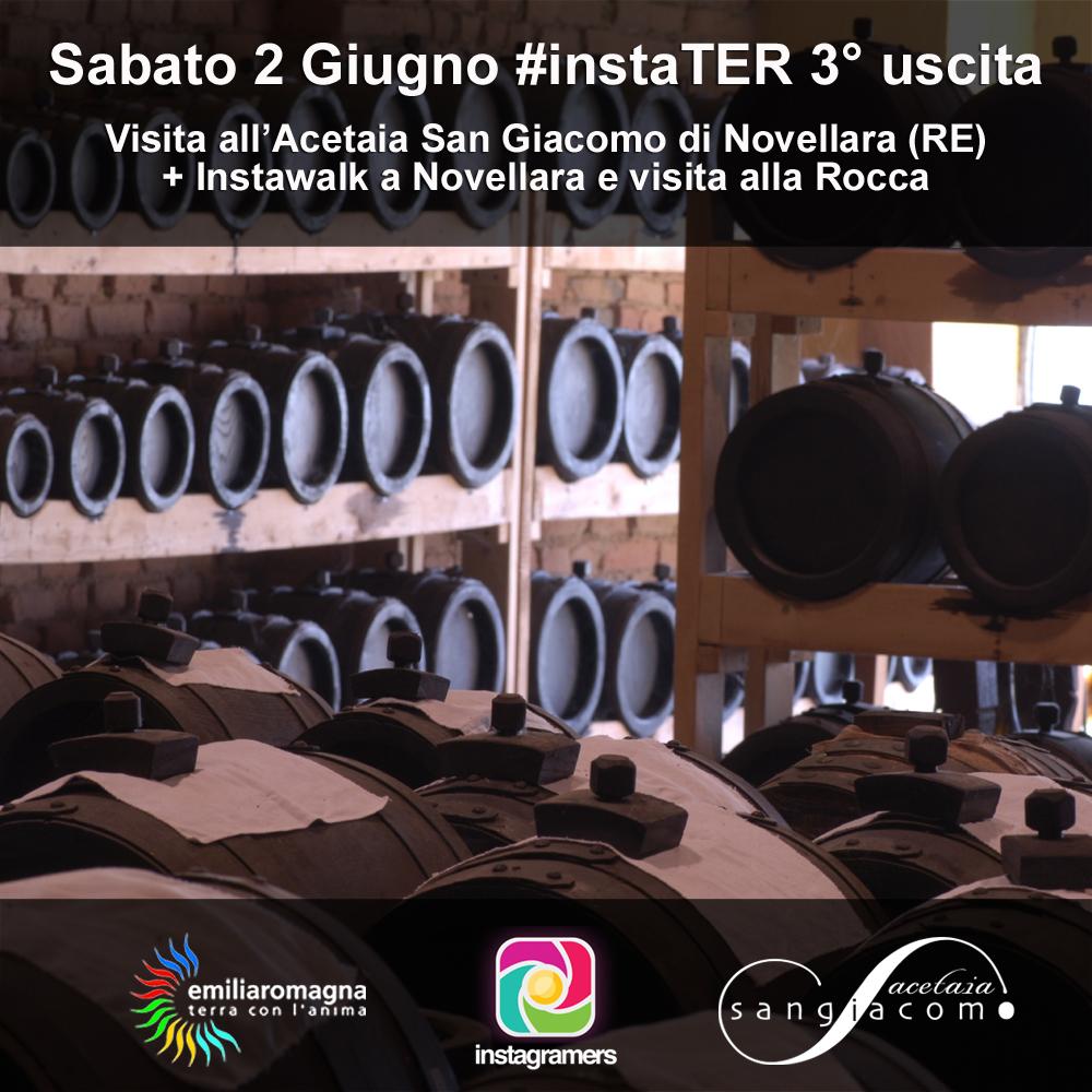 Terza uscita degli Instagramers on Turismo Emilia Romagna