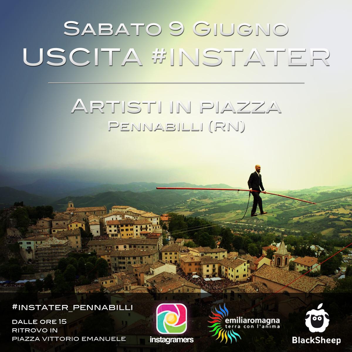 """""""TER e gli Igers a spasso per l'Emilia Romagna"""" – Uscita a Pennabilli"""