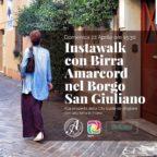 Igersrimini al Borgo San Giuliano con Birra Amarcord