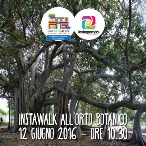 Instawalk all'Orto botanico con Instagramers Palermo