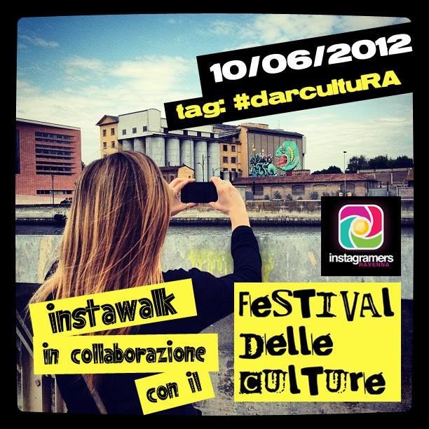 Festival delle Culture e @igersRavenna