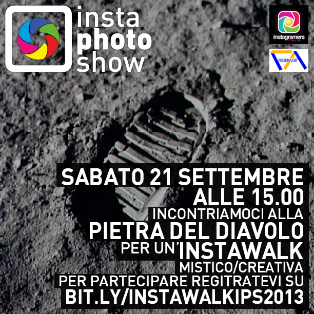 A Lucca il 21 settembre si terrà Instaphotoshow – Exhibition 2013