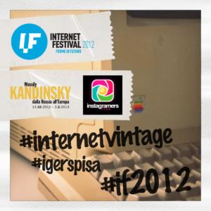 A Pisa con Internet Vintage per vedere la mostra di Kandinsky