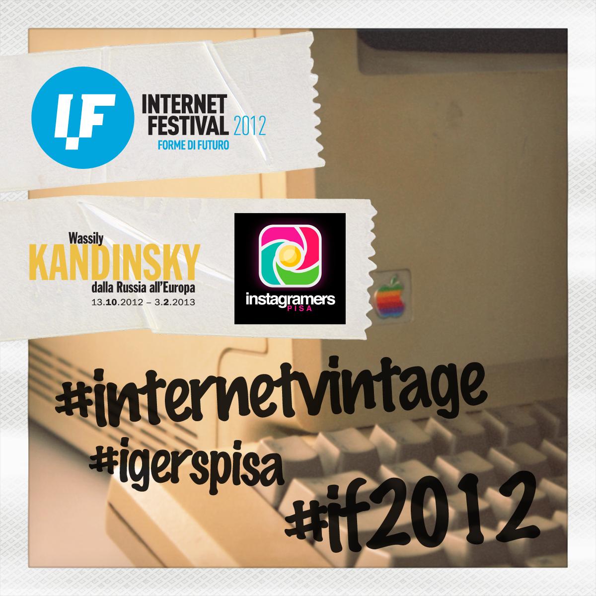 """A Pisa con """"Internet Vintage"""" per vedere la mostra di Kandinsky"""