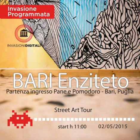 Le Invasioni Digitali 2015 con Instagramers Bari