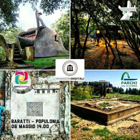 Invasione Digitale con Igers Livorno a Baratti – Populonia