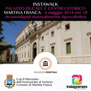 Invasioni Digitali 2014 igersvalleditria a Martina Franca