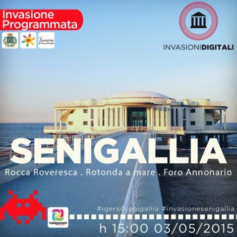 Le Invasioni Digitali 2015 a Senigallia