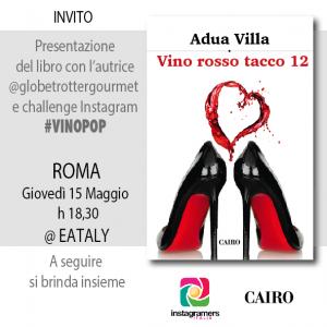 invito vinopop roma 15 maggio