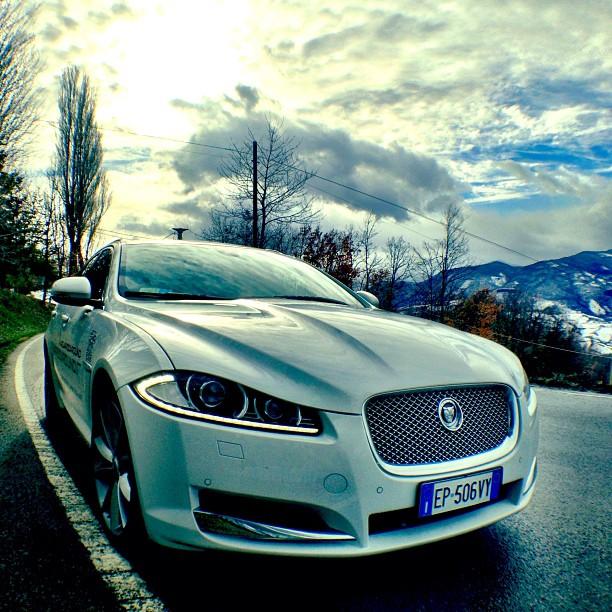La nostra Winter Experience con Jaguar
