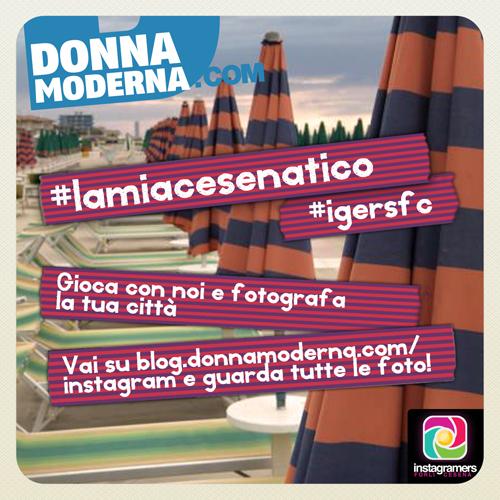 Photochallenge #LaMiaCesenatico con Donna Moderna e IgersFC
