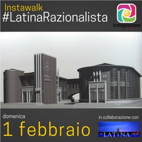 Latina Razionalista. Una nuova sfida fotografica per Igerslatina