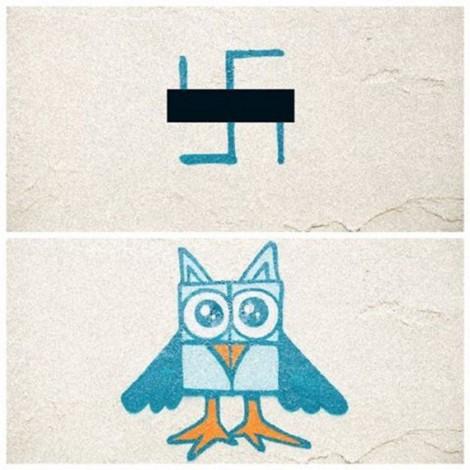 A Berlino la street art anti-nazi: il movimento Paint Back