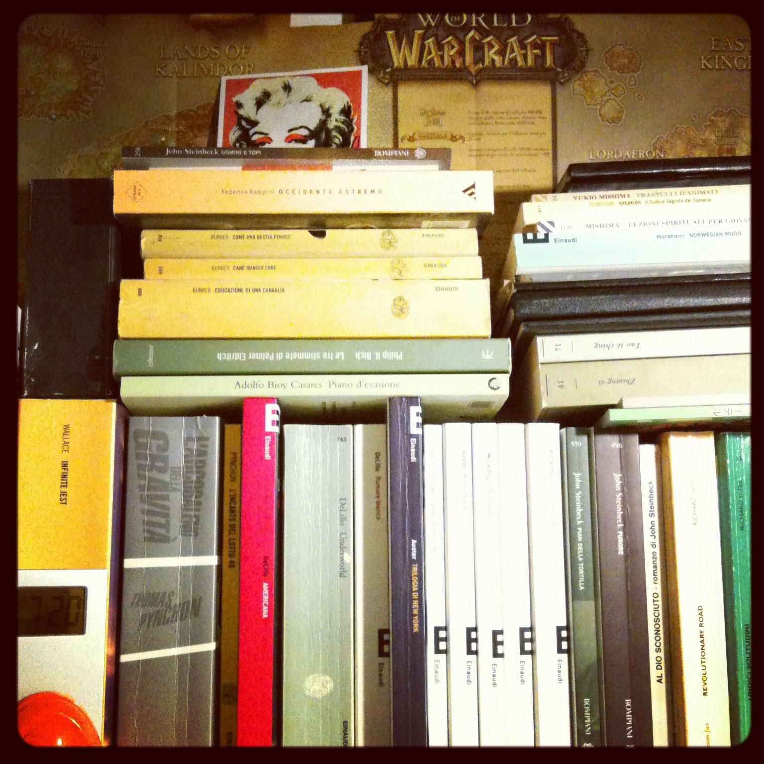 Challenge libri e fotografia organizzato da @elisella!
